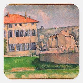 Jas de Bouffan, 1885-87 Square Sticker