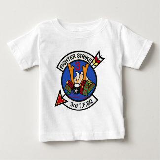 JASDF 3SQ Patch Infant T-shirt