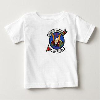 JASDF 3SQ Patch Tee Shirt