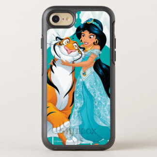 Jasmine and Rajah 2 OtterBox Symmetry iPhone 7 Case