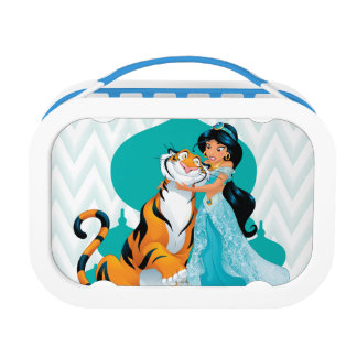 Jasmine and Rajah Lunchboxes