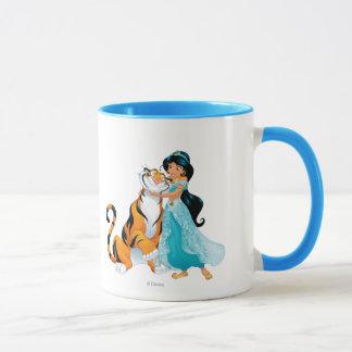 Jasmine and Rajah Mug