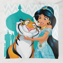 Jasmine and Rajah Trinket Trays
