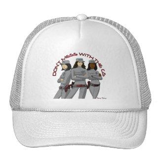 Jasmine April Tootie Mesh Hats