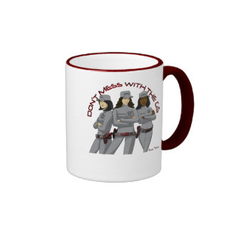 Jasmine, April, & Tootie Ringer Coffee Mug