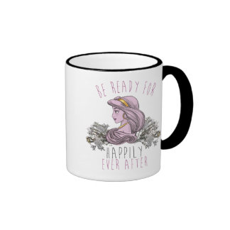 Jasmine - Be Ready For Happily Ever After Ringer Mug