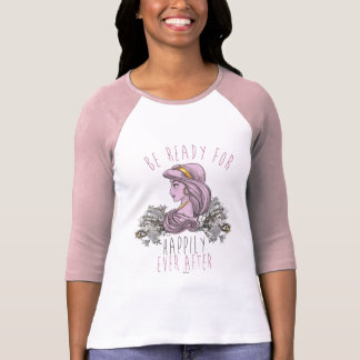 Jasmine - Be Ready For Happily Ever After T-Shirt