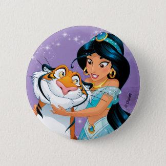 Jasmine   Besties Rule Button
