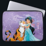 "Jasmine | Besties Rule Laptop Sleeve<br><div class=""desc"">Disney Princesses are empowered heroines who dream,  create and celebrate magical adventures! They help inspire young girls to see how brave,  strong and fearless they are. These princesses focus on their friendships and embracing adventure.</div>"