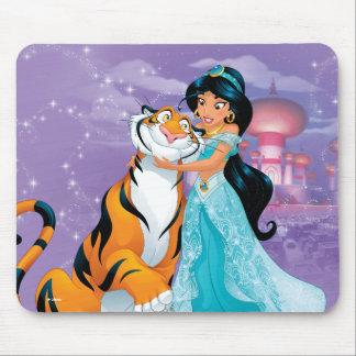 Jasmine | Besties Rule Mouse Pad