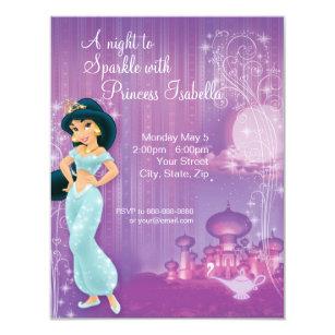 jasmine birthday invitation