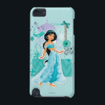 "Jasmine - Courageous iPod Touch (5th Generation) Cover<br><div class=""desc"">Princess</div>"