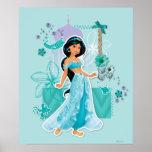Jasmine - Courageous Poster