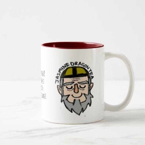 Jasmine Dragon Tea Mug