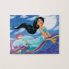 Jasmine   Dream Big Jigsaw Puzzle