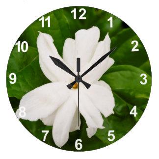 Jasmine Flower Clock