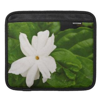 Jasmine Flower iPad Sleeves
