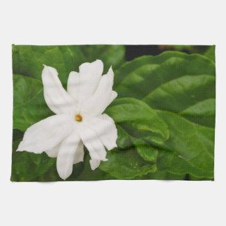 Jasmine Flower Hand Towel