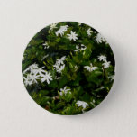 Jasmine Flowers Button