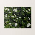 Jasmine Flowers Jigsaw Puzzle