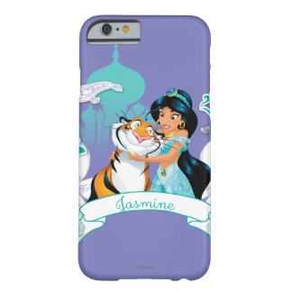 Jasmine - Gentle and Graceful Barely There iPhone 6 Case