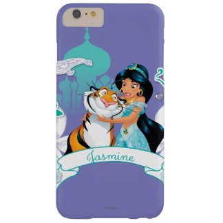 Jasmine - Gentle and Graceful Barely There iPhone 6 Plus Case