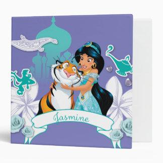 Jasmine - Gentle and Graceful Binder