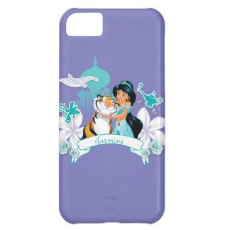 Jasmine - Gentle and Graceful iPhone 5C Case