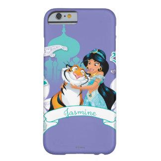 Jasmine - Gentle and Graceful iPhone 6 Case