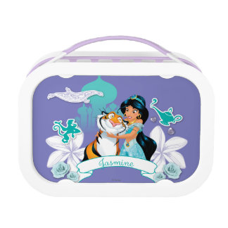 Jasmine - Gentle and Graceful Lunch Box