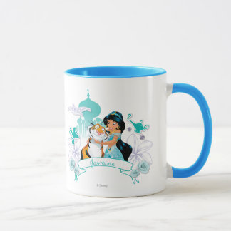 Jasmine - Gentle and Graceful Mug