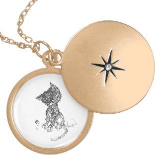 Jasmine in a locket