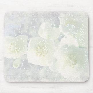 Jasmine Light Mouse Pad
