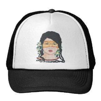 Jasmine Mendhi Trucker Hat