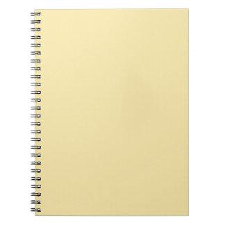 Jasmine Spiral Note Book