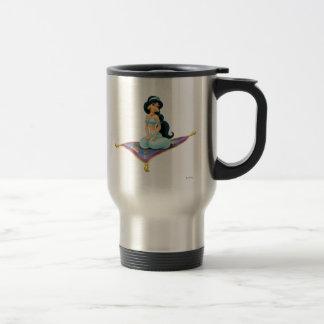 Jasmine on Magic Carpet Travel Mug