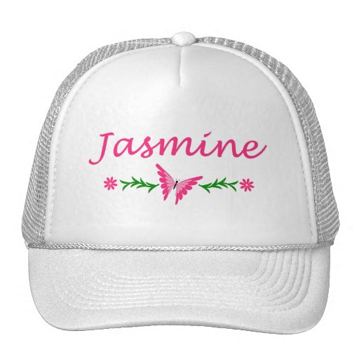 Jasmine (Pink Butterfly) Hats