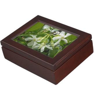 Jasmine Keepsake Box