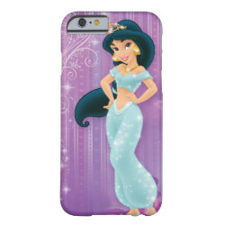 Case-Mate Barely There iPhone 6 Case with Beautiful Princess Jasmine design