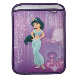 iPad Sleeve with Beautiful Princess Jasmine design