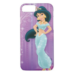 Case-Mate Barely There iPhone 7 Case with Beautiful Princess Jasmine design