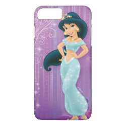 Case-Mate Tough iPhone 7 Plus Case with Beautiful Princess Jasmine design