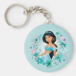 Jasmine - Princess Jasmine Keychain