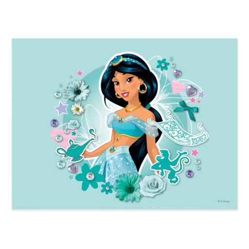 Jasmine - Princess Jasmine Post Cards