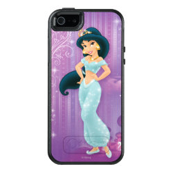 OtterBox Symmetry iPhone SE/5/5s Case with Beautiful Princess Jasmine design