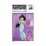 Jasmine Princess Postage Stamps