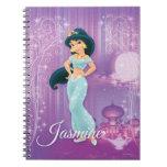 Jasmine Princess Spiral Notebooks