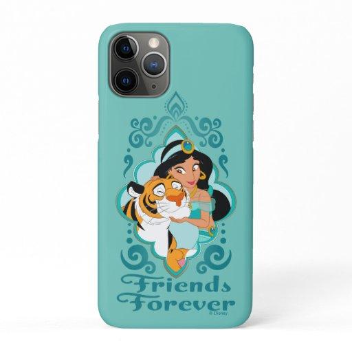"Jasmine & Rajah ""Friends Forever"" iPhone 11 Pro Case"