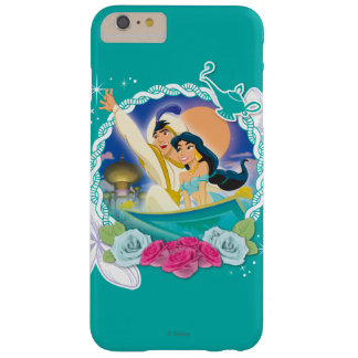 Jasmine - Ready for Adventure! Barely There iPhone 6 Plus Case
