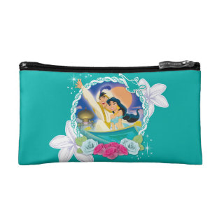 Jasmine - Ready For Adventure! Cosmetic Bag at Zazzle